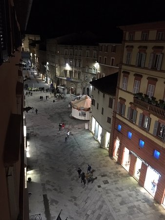 A jewel at the heart of Perugia
