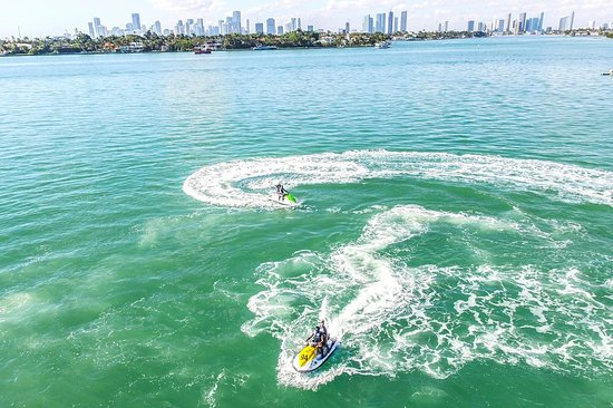 BouYah Watersports - Loews Miami Beach Hotel