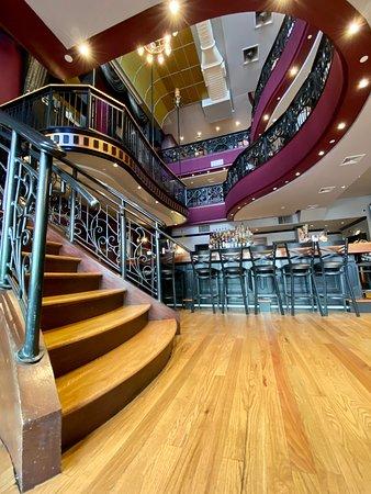 Restaurant, Bar, Lounge, Event Venue, and Nightlife
