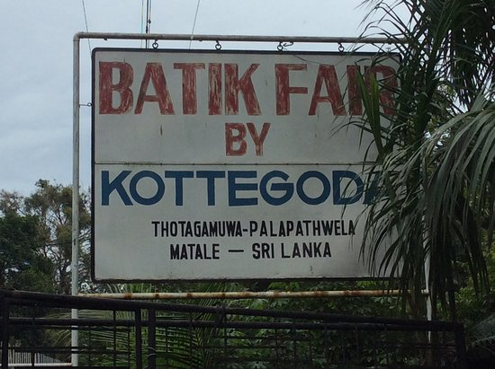 Batik Fair By Kottegoda