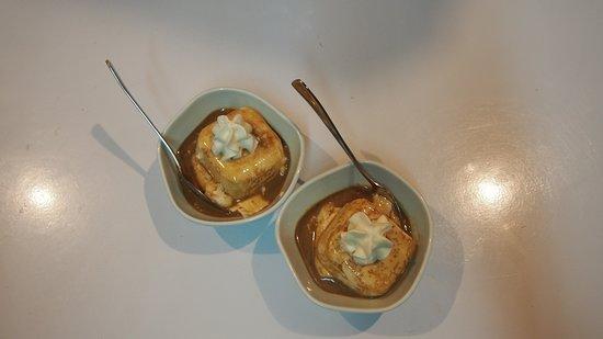 COCONUT FLAN CAKE