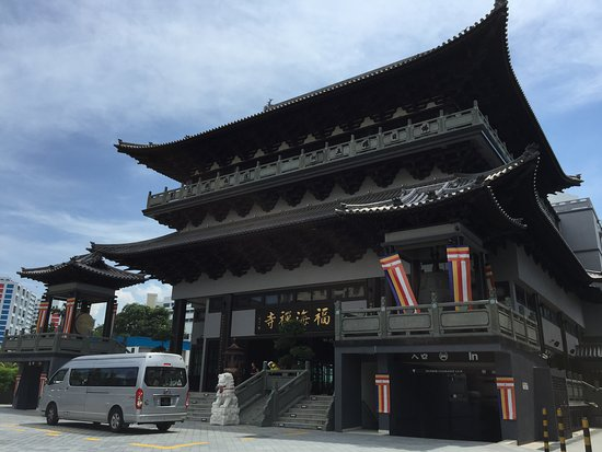 Foo Hai Ch'an Monastery