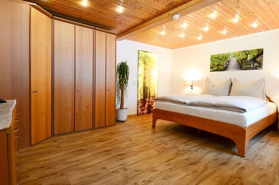 Schlafzimmer App. Bernstein