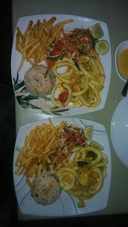 Seafood fresh..