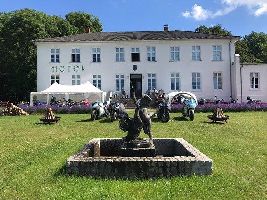 Klein Strömkendorf, Германия: Ostsee-Gutshaus Partystimmung im Sommer und auch zu Silvester