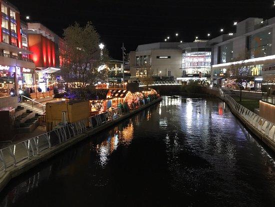 Oracle by night Nov 2019