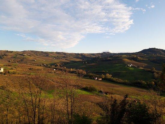 Mornico Losana, Italy: Panorama