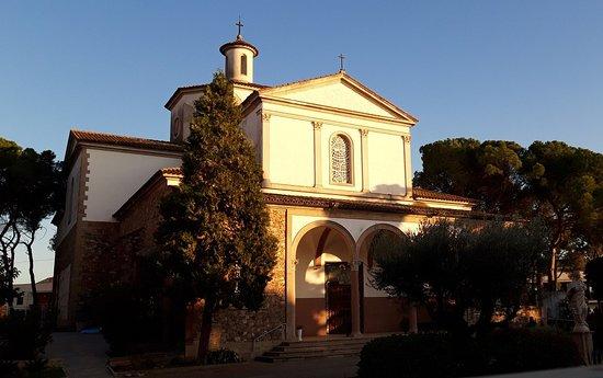 Les Franqueses del Valles, Espagne : Parròquia de Santa Eulàlia de Mèrida