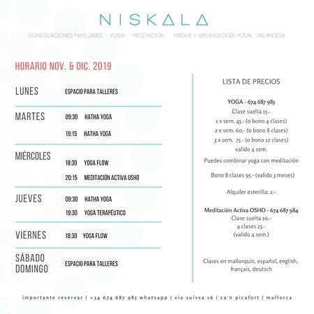 Niskala Yoga Studio