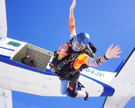 Skydive Cross Keys