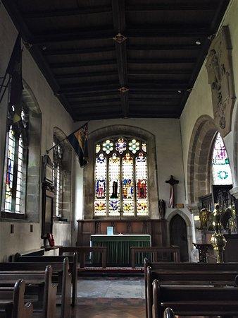 15.  St Laurence Church, Hawkhurst, Kent