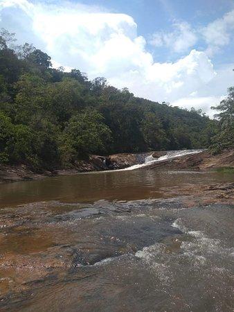 Santa Leopoldina, ES: Cachoeira do retiro.
