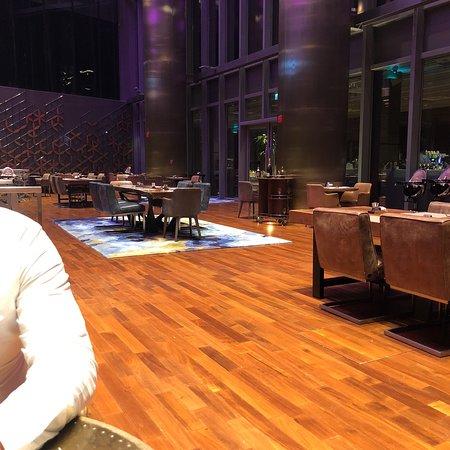 Nekibur Rahman. Turquoise restaurant.