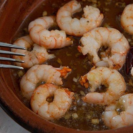 Los platos de Restaurante El Pesquero