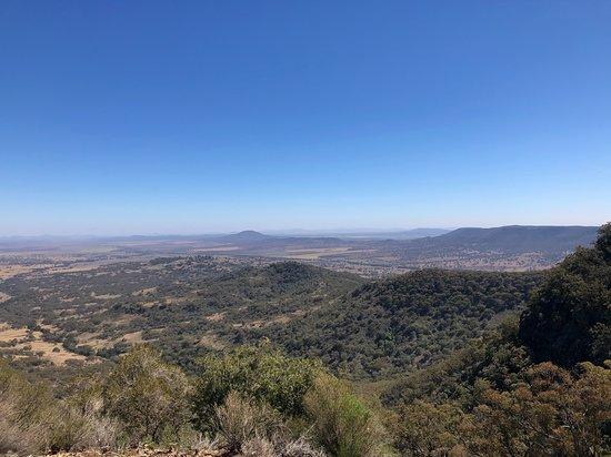 Coolah, Australia: View from The Pinnacle