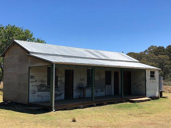 Coolah, Australia: Brackens Hut