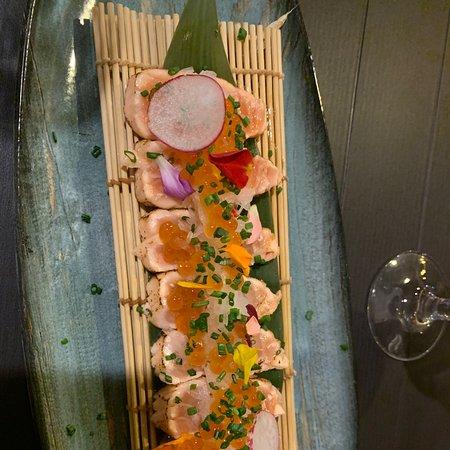 Super feines Sushi.  Ein Muss für jedermann der Sushi liebt. Sehr freundliche Bedienung und angenehmes Ambiente.