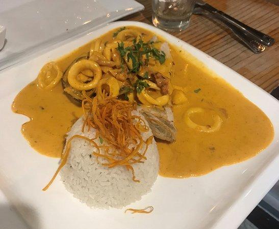 Pescado A La Macho Picture Of Pachamanka Authentic Peruvian Cuisine Hollywood Tripadvisor