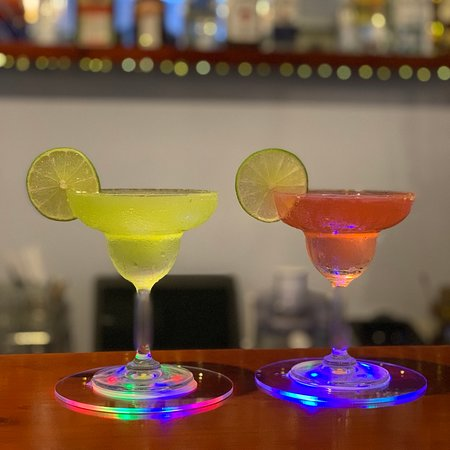 Margarita mondays. Only 60k from 5pm every Monday.