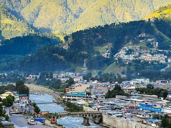 Balakot The Land Of Beauty, kpk northern areas of Pakistan.