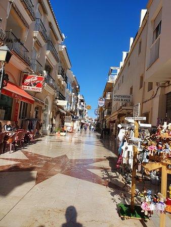 Nice parade of shops