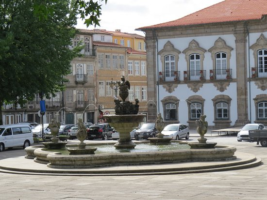 Praca do Municipio