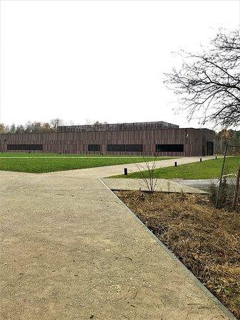 Death Camp Museum on november 2019.