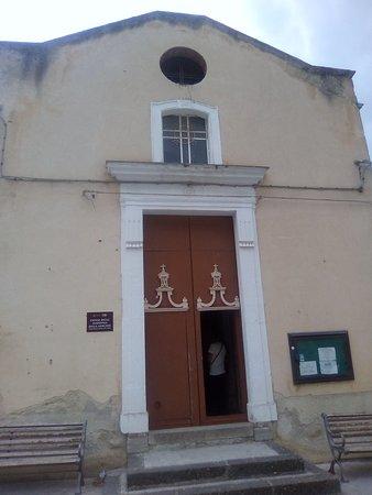Chiesa della Madonna della Mercede - Piazza Castello -Sperlinga.