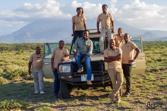 Benson Safaris Tanzania