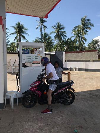 BIKE I RENT FOR CHOCOLATE HILLS FROM ALONA BEACH
