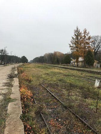 Sobibor on november 2019.