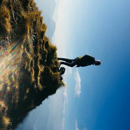 Gopeshwar, India: Rudarnath trek Approx 24km  #comping #trekking  If you fan trek this place please contact me 9758917328