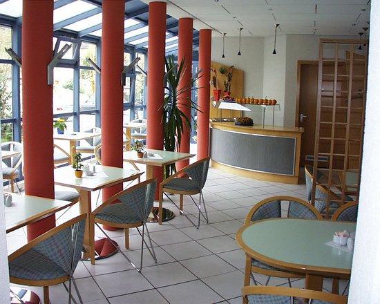 Delitzsch, Almanya: Restaurant
