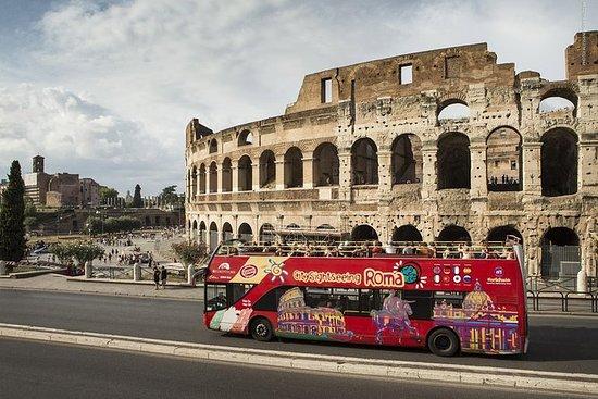 Rome hop-on hop-off sightseeingtour