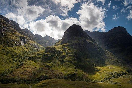 Heldagstur til Loch Ness, højlandet...