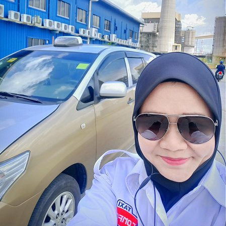 Lady Driver  Malaysia