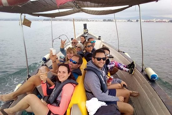 Excursión en barco de 2 horas por...