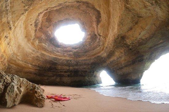 """Benagil洞穴皮划艇""""SecretAlgarve"""""""