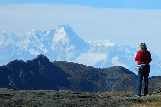 Hiking the Himalayas : A 5 day trip...