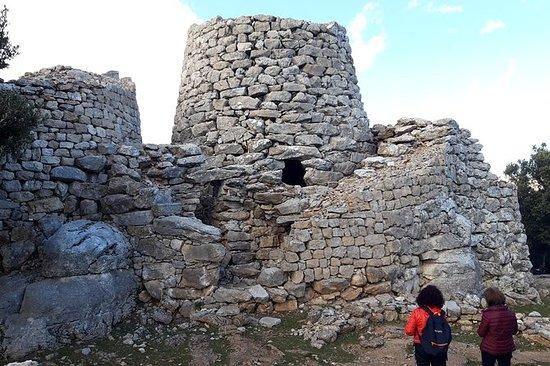 Excursión al Tacchi de Osini...