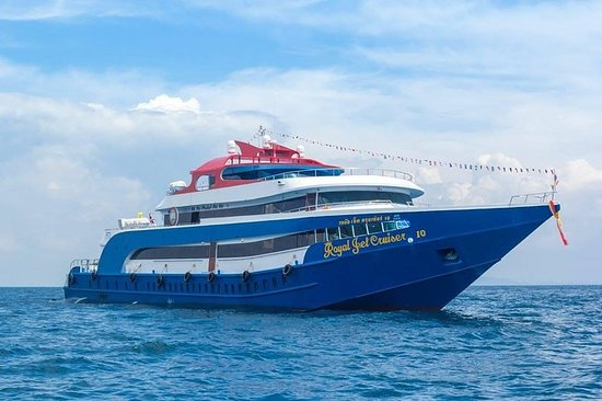 Phi Phi Island One Day Tour By Cruise