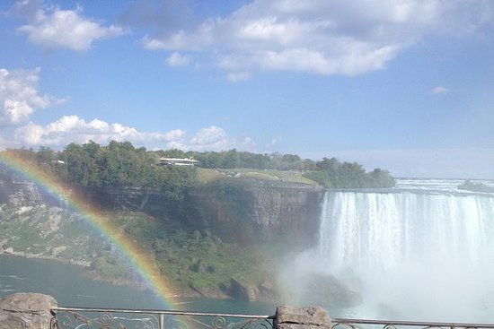 Niagara Falls-dagtour met mijn gids ...