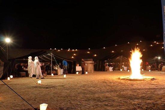Oudejaarsavond 2020 in de Tunesische ...