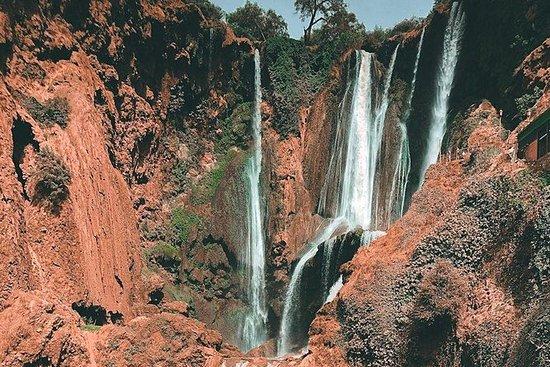奇妙的乌祖德瀑布一日游