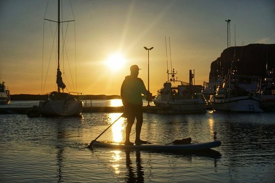 Stand Up Paddle & Sightseeing på...