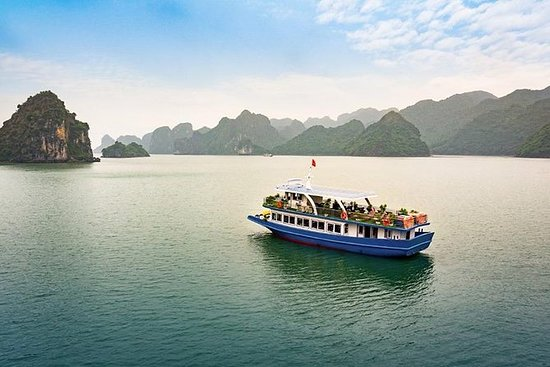Halong Bay - Lan Ha Bay 1 dag vanuit ...