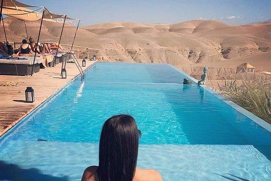 Agafay Desert-马拉喀什游览