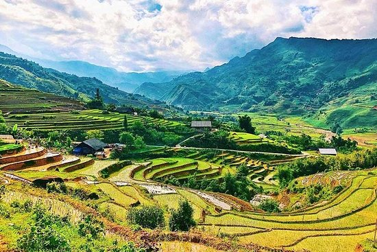 Tour 3* Sapa Package 3D2N: Cat Cat - Lao Chai - Ta Phin/Ham Rong From Hanoi City 사진