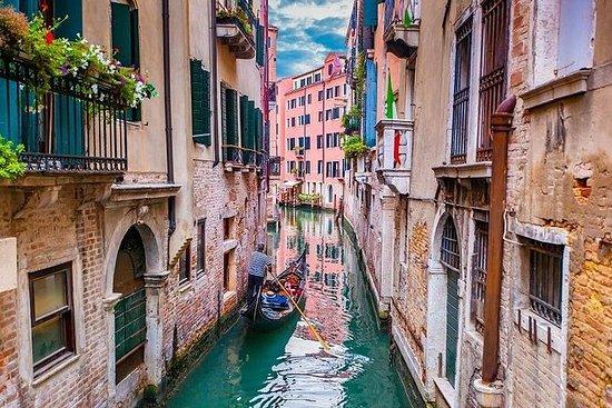 Privat gondolrute i Venedig