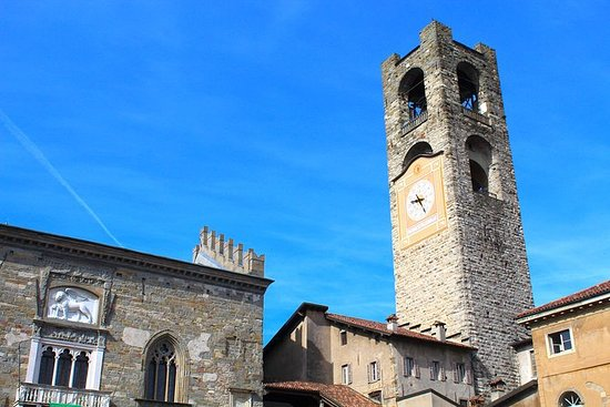 Bergamo Upper Town Walking Tour en ...
